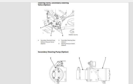 2020 Kawasaki Wheel Loader Service Parts Manual & Circuit Diagram PDF (3)