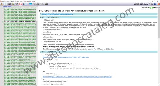 ISUZU E-IDSS Diagnostic Software Download and Installation Service (5)