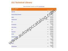 2020 JLG Lift Technical Library Service +Parts Manual PDF (1)