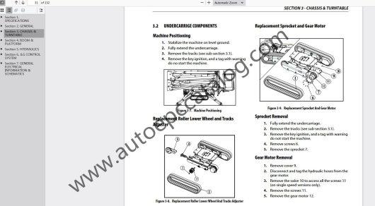 2020 JLG Lift Technical Library Service +Parts Manual PDF (8)
