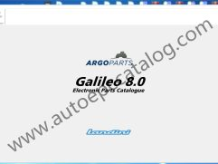 Landini EPC Galileo Tractor v8.0 [05.2015] Download & Installation (1)