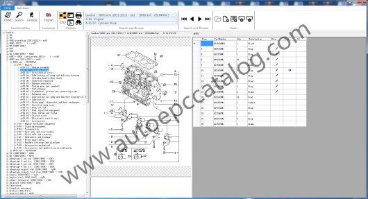 Landini EPC Galileo Tractor v8.0 [05.2015] Download & Installation (3)