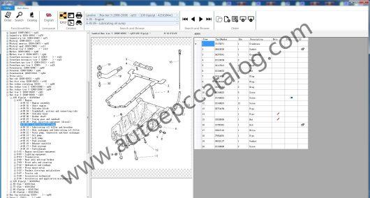 Landini EPC Galileo Tractor v8.0 [05.2015] Download & Installation (5)