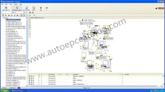 YANMAR Heavy Equipment EPC 11.2009 (2)